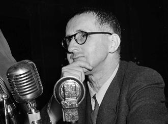 Brecht en la tierra de Disney