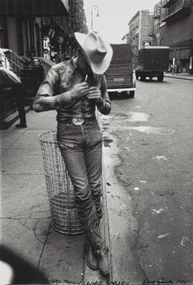Nueva York en tres tiempos (Robert Frank)