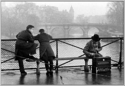 En abril de 1944, Paris todavía respiraba